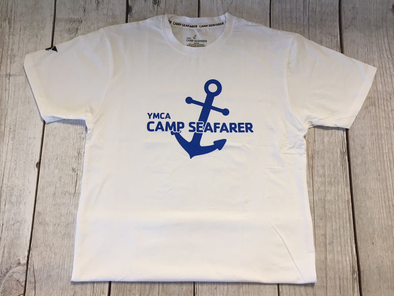 Camp Seafarer Camper T-Shirt-Adult