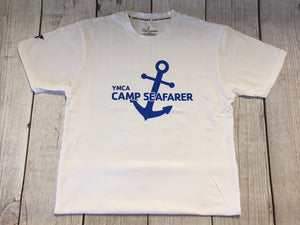 Camp Seafarer Camper T-Shirt-Youth