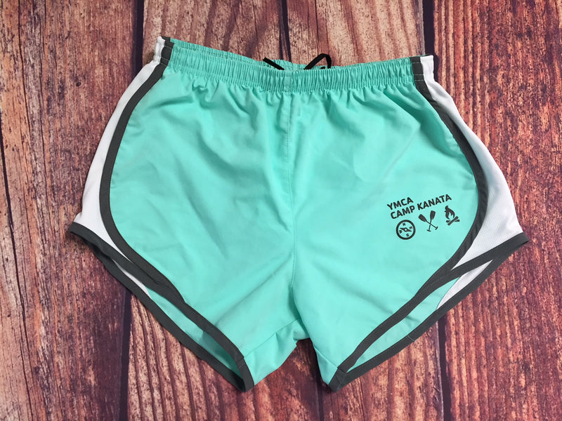 Camp Kanata Boxercraft Running Shorts-Ladies