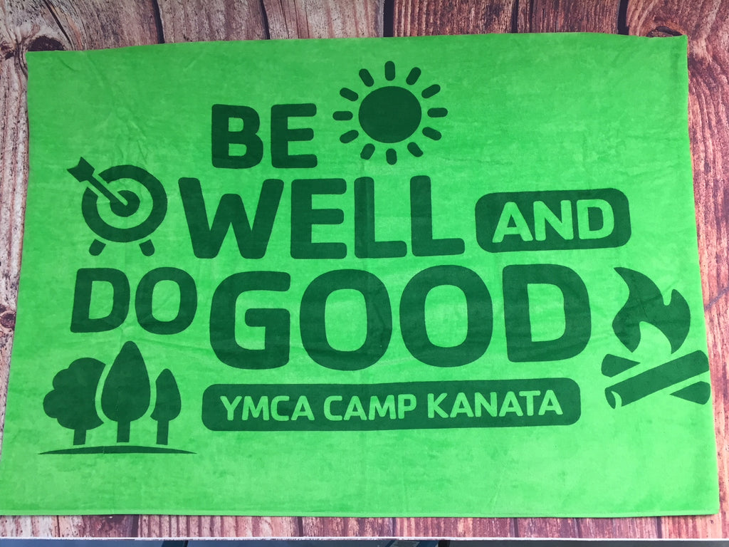 Camp Kanata Beach Towel