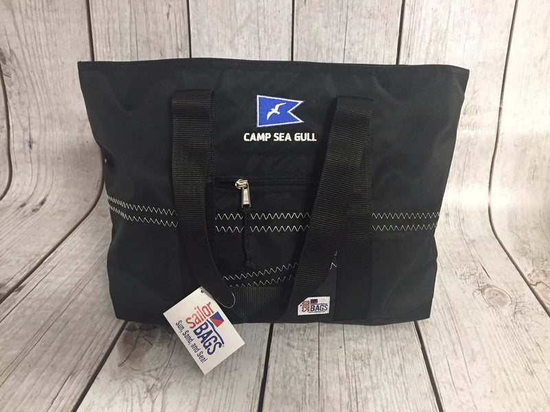 Camp Sea Gull Sailor Imperial Tote-Medium