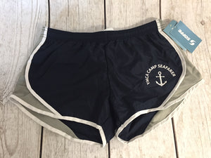 Camp Seafarer Soffe Running Shorts-Girls
