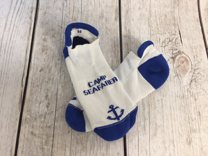 Camp Seafarer Footie Socks