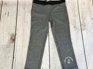 Camp Seafarer Capri Leggings-Youth