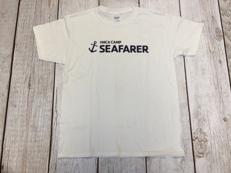 Camp Seafarer Cotton Camp Tee-Youth