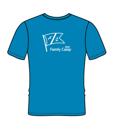 Family Camp T-Shirt 2020