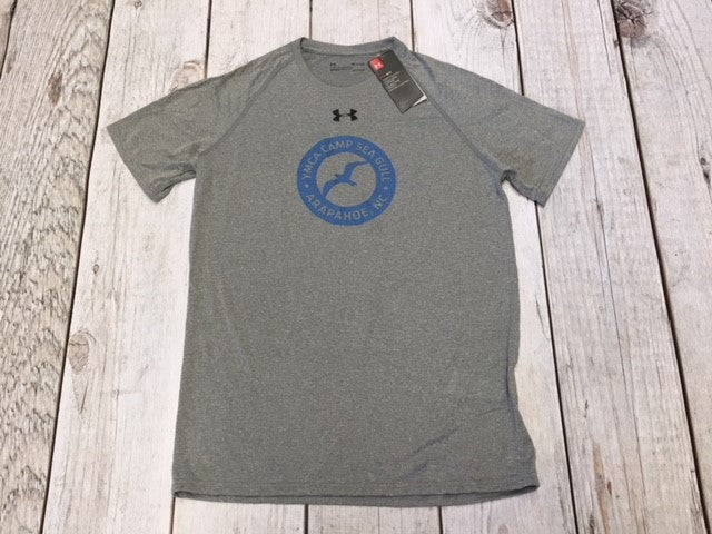 Camp Sea Gull Under Armour Shirt-Youth