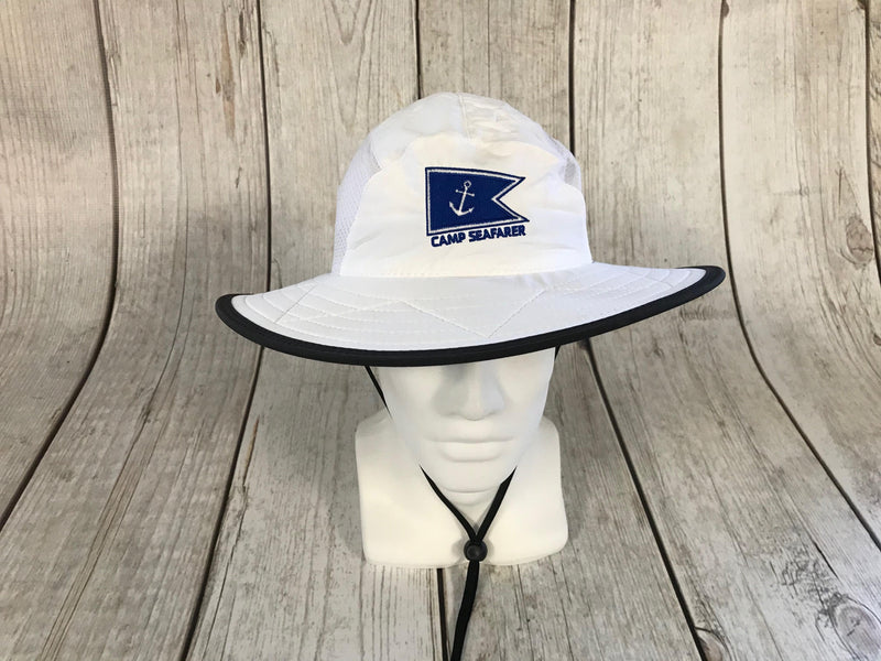 Camp Seafarer Bucket Hat
