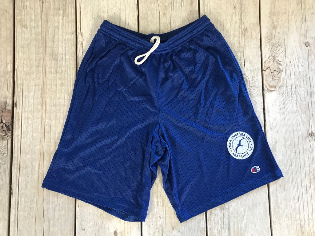 Camp Sea Gull Mesh Shorts by Champion-Adult