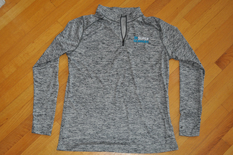 Super Skippers 1/4 Zip Pullover-Youth and Men
