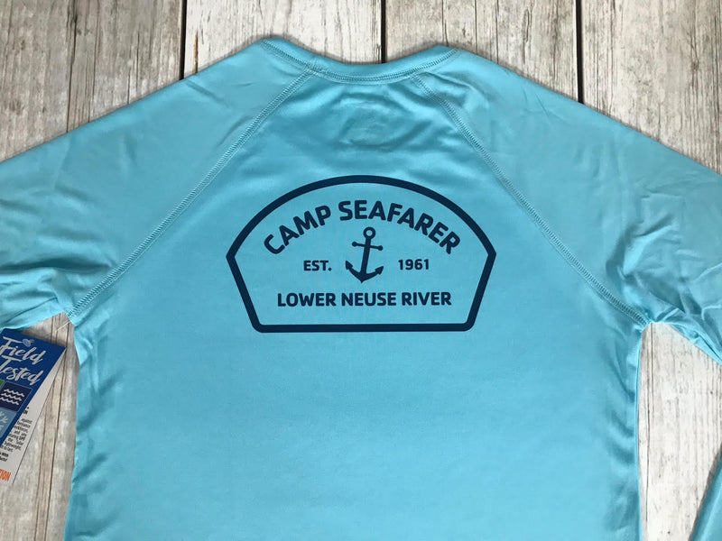 Camp Seafarer Long Sleeve Sunshirt-Adult