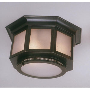 Outdoor Lighting - 1624Flush Mount - Graham's Lighting Memphis, TN