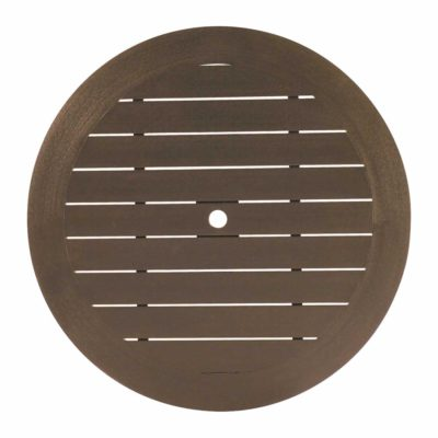 RESYSTA® 50″ ROUND TABLE TOP (HOLE)