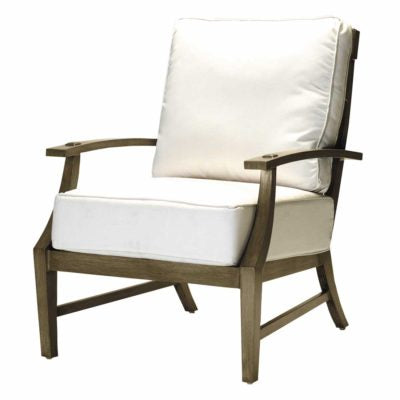 CROQUET ALUMINUM LOUNGE CHAIR- SC333717Chair - Graham's Lighting Memphis, TN