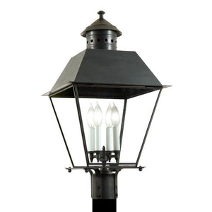 Outdoor Lighting - 3450Pier/Post Lantern - Graham's Lighting Memphis, TN