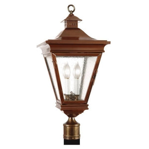 Outdoor Lighting - 3520Pier/Post Lantern - Graham's Lighting Memphis, TN