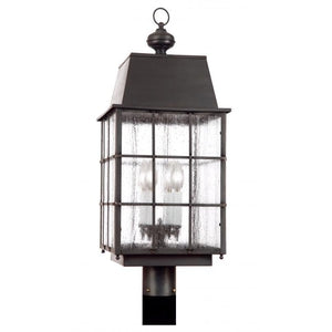 Outdoor Lighting - 3550Pier/Post Lantern - Graham's Lighting Memphis, TN