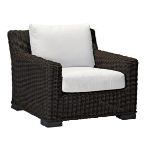 RUSTIC LOUNGE CHAIR- SC37472
