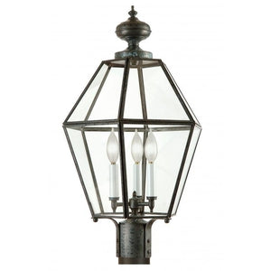Outdoor Lighting - 3760-3770Pier/Post Lantern - Graham's Lighting Memphis, TN