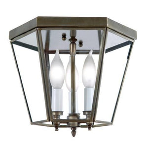 Outdoor Lighting - 3764-3774Flush Mount - Graham's Lighting Memphis, TN
