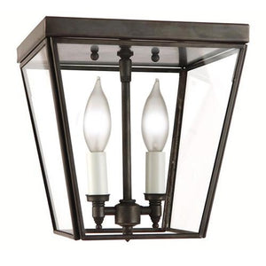 Outdoor Lighting - 3814-3824Flush Mount - Graham's Lighting Memphis, TN