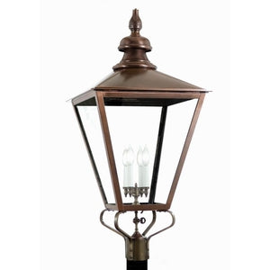 Outdoor Lighting - 3920-3940-3960Pier/Post Lantern - Graham's Lighting Memphis, TN