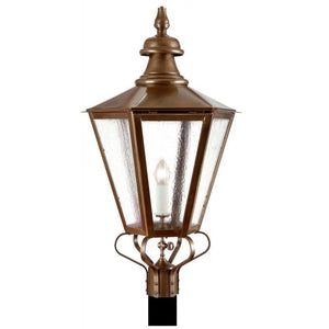 Outdoor Lighting - 3930-3950-3970Pier/Post Lantern - Graham's Lighting Memphis, TN