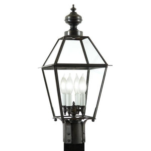 Outdoor Lighting - 4010-4020-4030Pier/Post Lantern - Graham's Lighting Memphis, TN