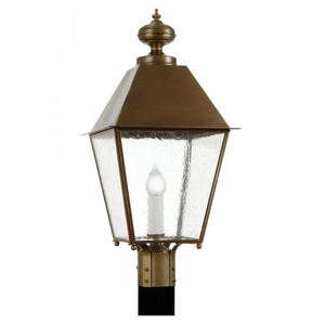 Outdoor Lighting - 4050-4060-4070Pier/Post Lantern - Graham's Lighting Memphis, TN