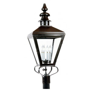 Outdoor Lighting - 4110-4120Pier/Post Lantern - Graham's Lighting Memphis, TN