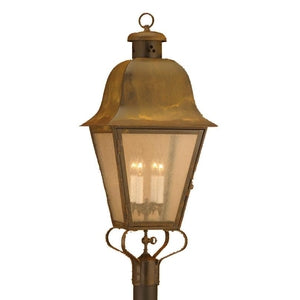 Outdoor Lighting - 4130-4140-4150Pier/Post Lantern - Graham's Lighting Memphis, TN