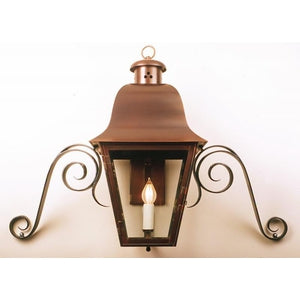 Outdoor Lighting - 4141-SS-4151-SSWall Mount - Graham's Lighting Memphis, TN