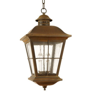 Outdoor Lighting - 4162-SM-4162-4172Flush Mount - Graham's Lighting Memphis, TN