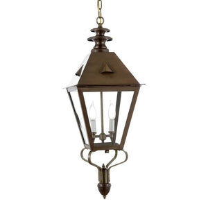 Outdoor Lighting - 4202-4222-4242-4264Pier/Post Lantern - Graham's Lighting Memphis, TN