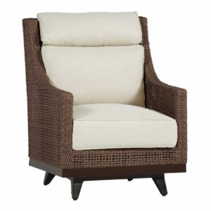 PENINSULA SPEAKER SPRING LOUNGE CHAIR- SC420637