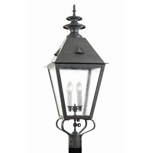 Outdoor Lighting - 4220-4240-4260Pier/Post Lantern - Graham's Lighting Memphis, TN