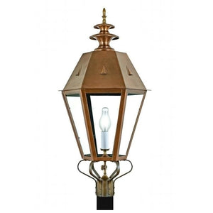 Outdoor Lighting - 4230-4250-4270Pier/Post Lantern - Graham's Lighting Memphis, TN