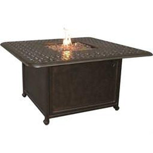 Sienne Square Fire Pit Coffee TableFire Pits - Graham's Lighting Memphis, TN