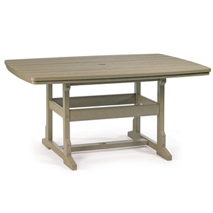 "42"" x 60"" Dining Table - Outdoor Furniture - Graham's Lighting"