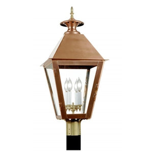 Outdoor Lighting - 4320-4340-4360Pier/Post Lantern - Graham's Lighting Memphis, TN