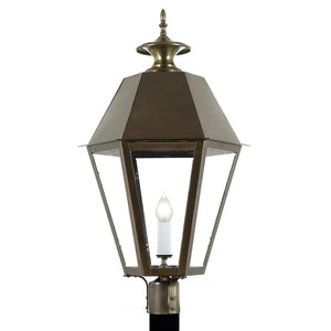 Outdoor Lighting - 4330-4350-4370Pier/Post Lantern - Graham's Lighting Memphis, TN