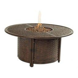 Resort Round Fire Pit Coffee TableFire Pits - Graham's Lighting Memphis, TN