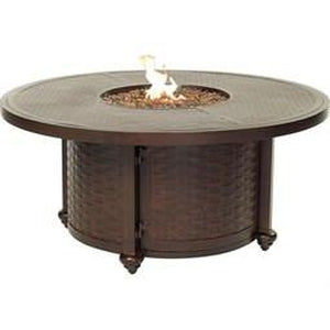 French Quarter Round Fire Pit Coffee TableFire Pits - Graham's Lighting Memphis, TN