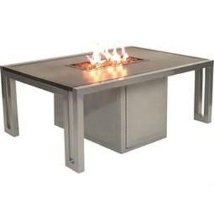 Icon Rectangular Fire Pit Coffee TableFire Pits - Graham's Lighting Memphis, TN
