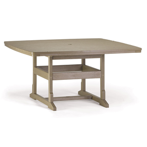 "58"" x 58"" Outdoor Dining Table Breezesta"