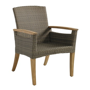 Pepper Marsh Dining Chair With ArmsDeep Seating - Graham's Lighting Memphis, TN