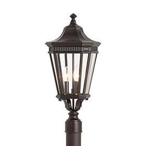 6L-OL5407GBZPier/Post Lantern - Graham's Lighting Memphis, TN
