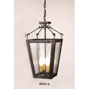 Other Metal Lantern and Pendant - 9604Pendant - Graham's Lighting Memphis, TN