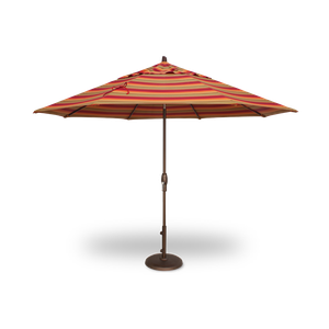 11' Auto Tilt Umbrella - Graham's Lighting in Memphis, TN