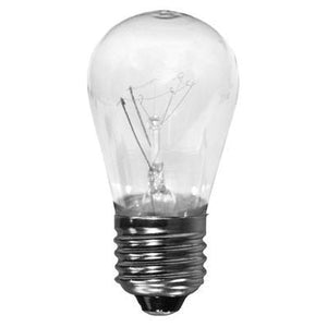Clear S14 Incandescent Lamp 11 Watts Decorative Lamps Collection